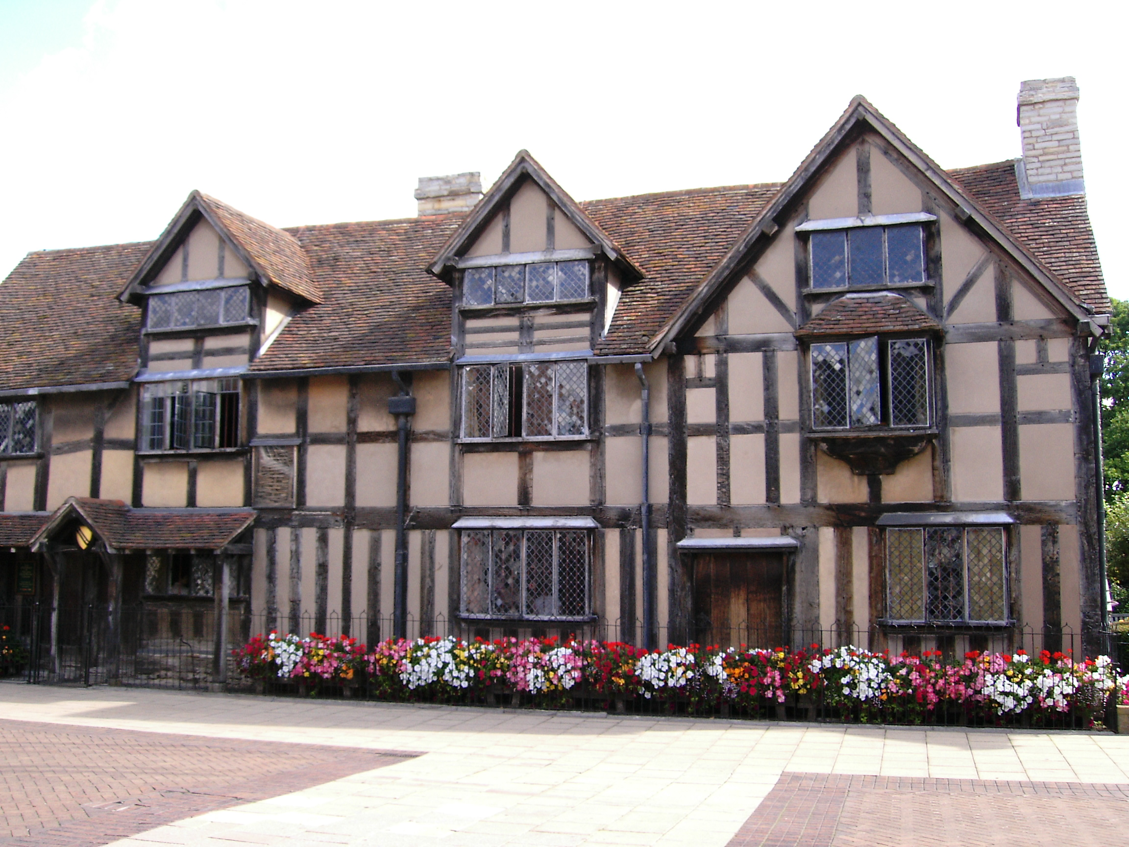 Shakespeare's Birthplace2