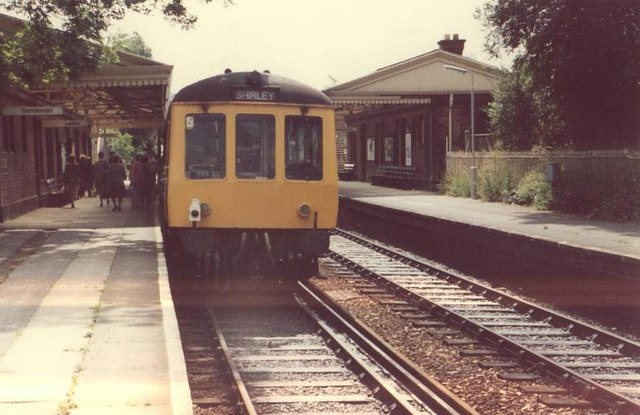 File:Shirley Station - geograph.org.uk - 1604761.jpg