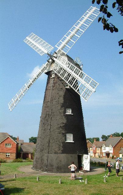 Shirley Windmill - Wikipedia