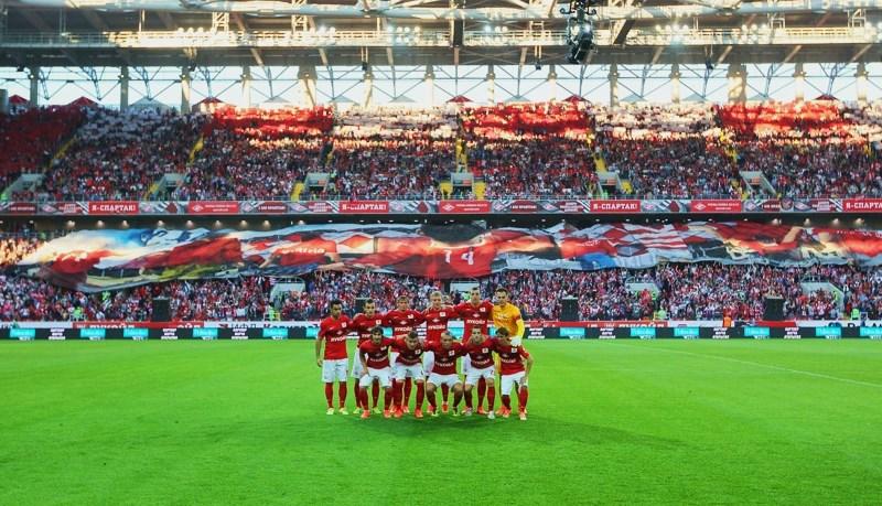 футбольный клуб спартак википедия москва