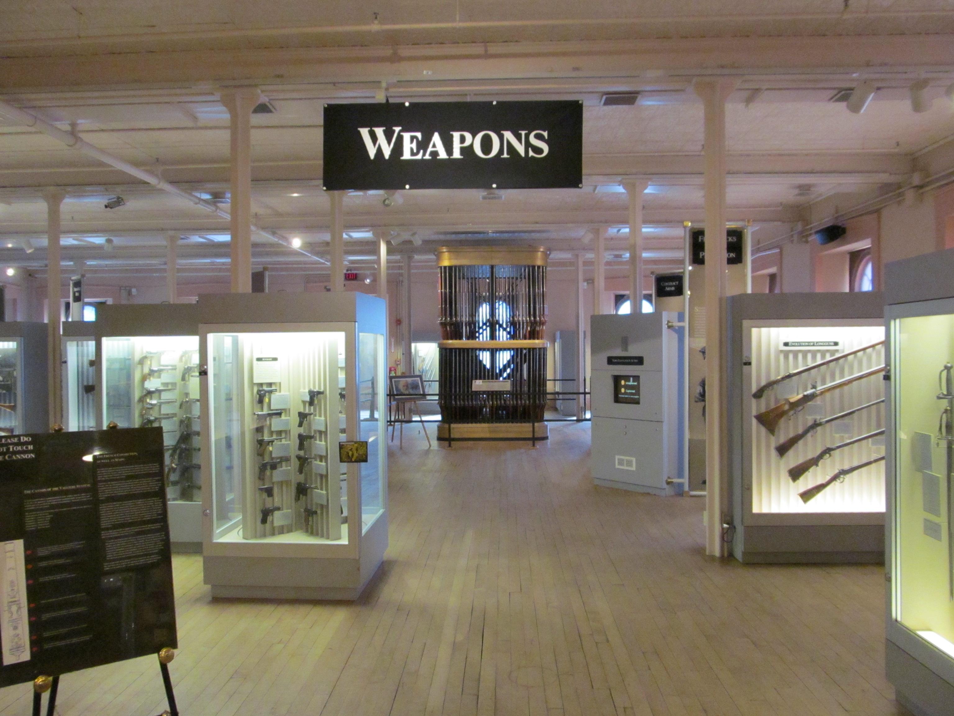 File Springfield Armory Museum Springfield Ma Jpg