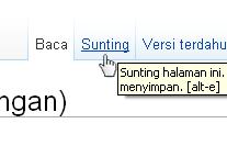 Bahasa Indonesia: