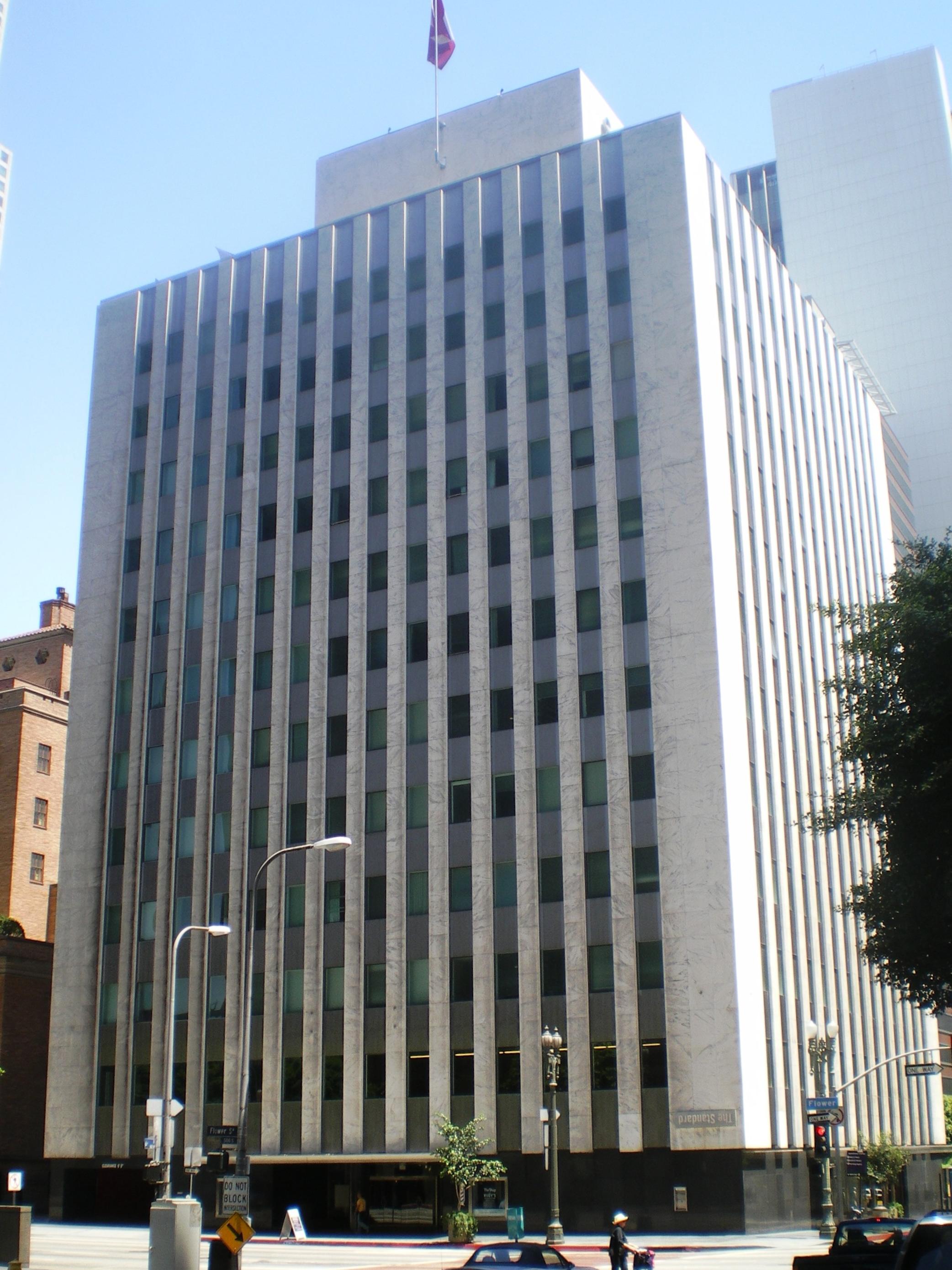Oil Company Building