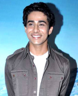 Schauspieler Suraj Sharma