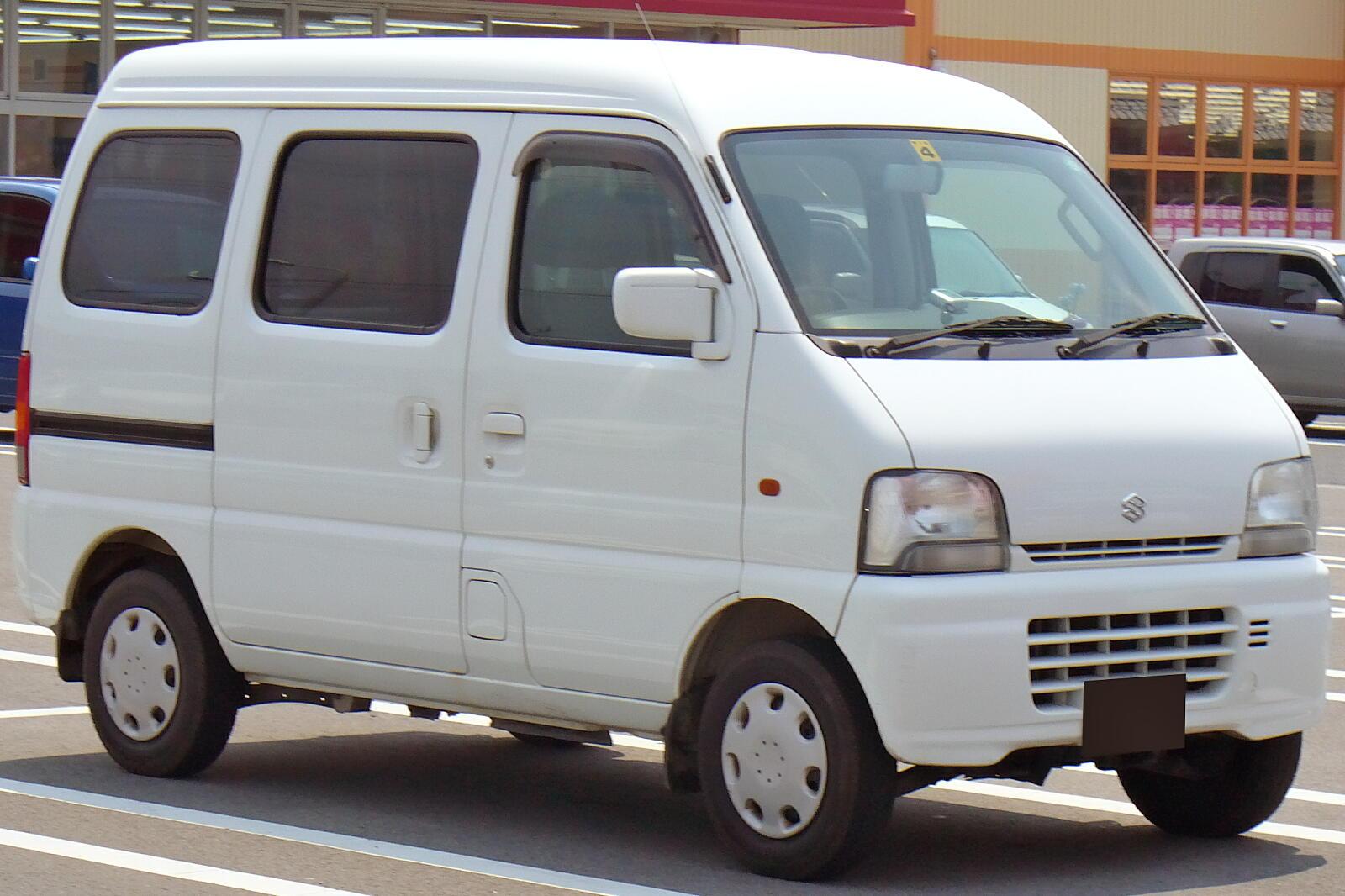 Suzuki Kevery Van