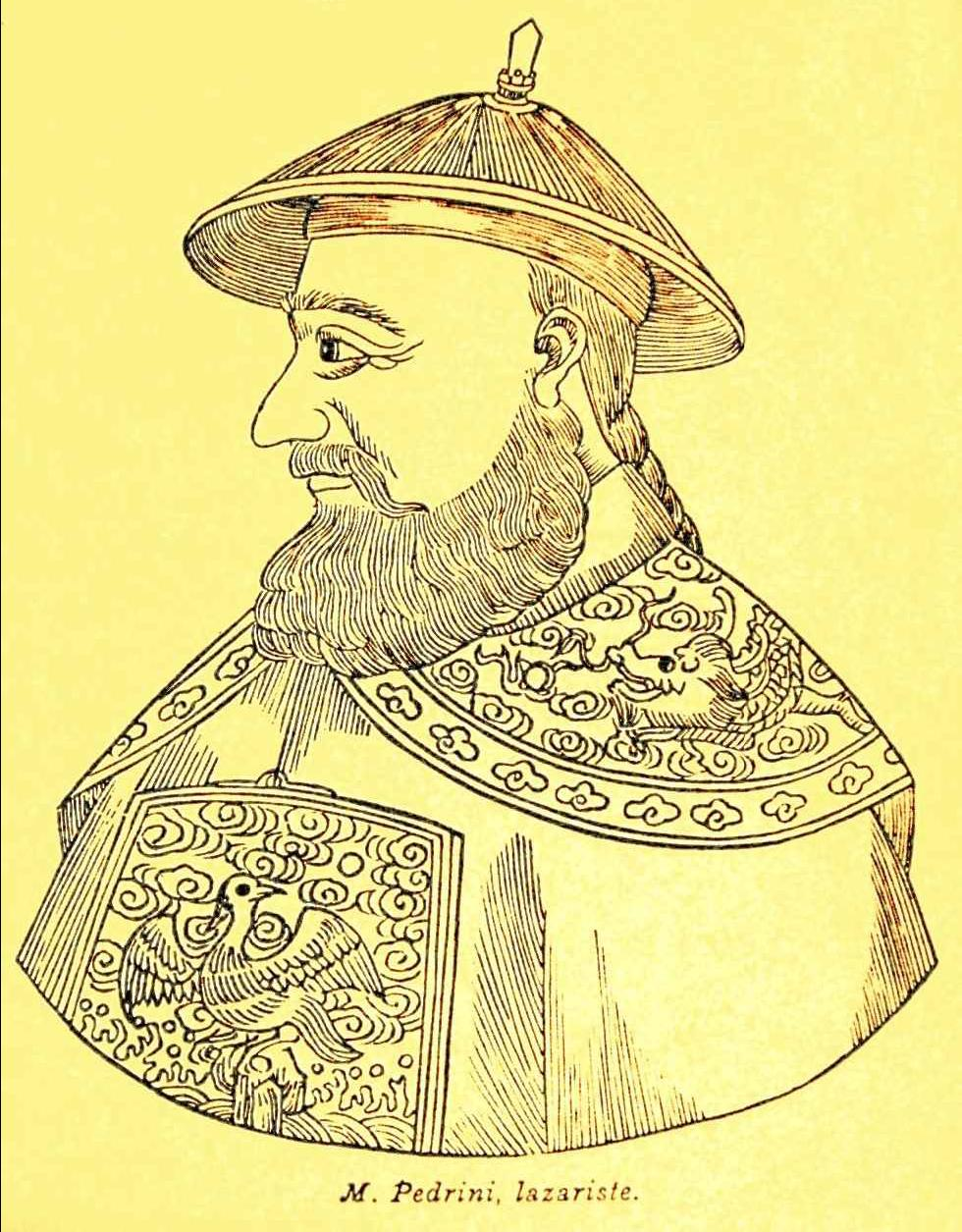 Teodorico Pedrini - Wikipedia