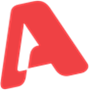 The Alpha TV channel logo