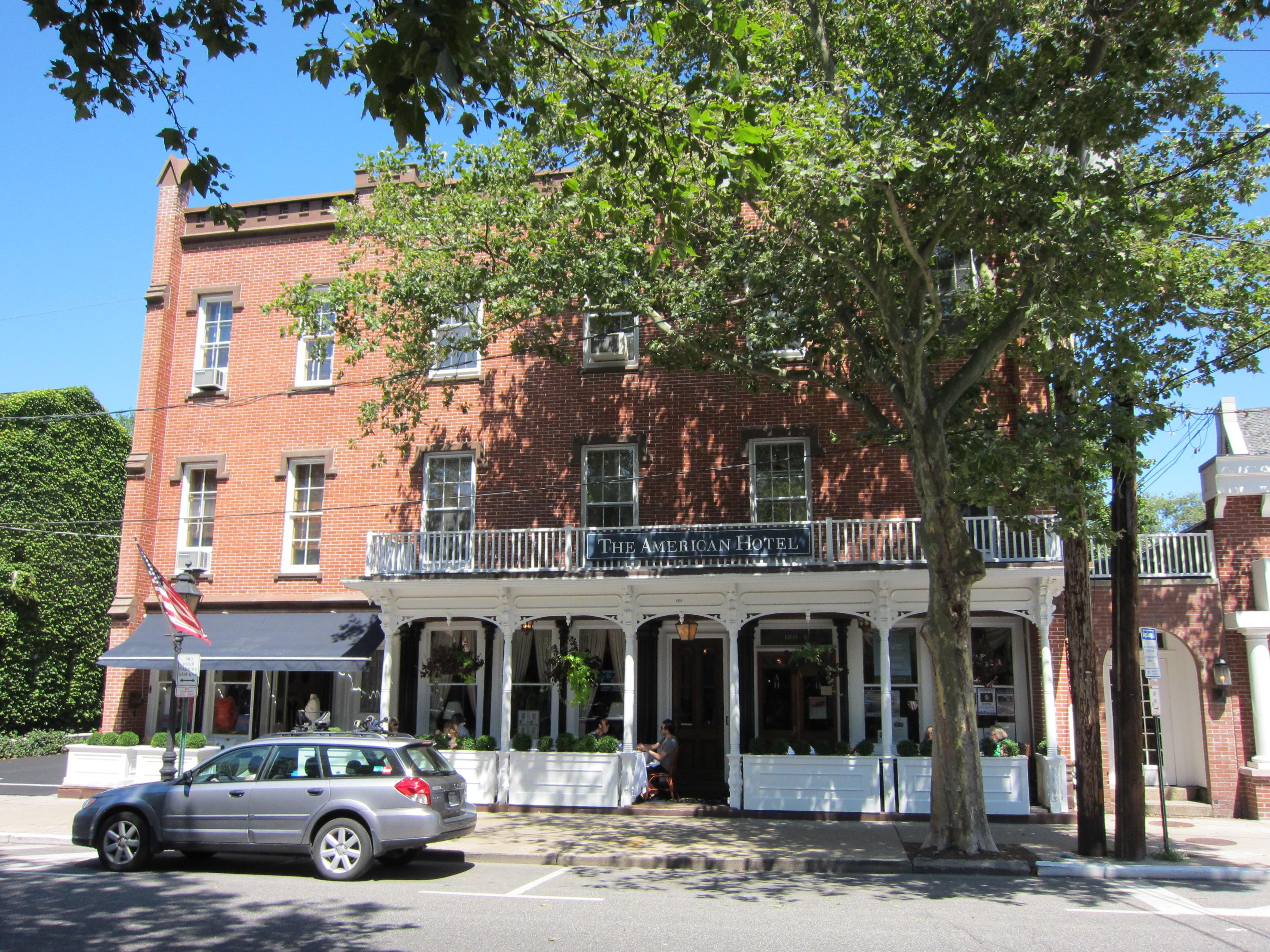 American Hotel Sag Harbor Room Rates