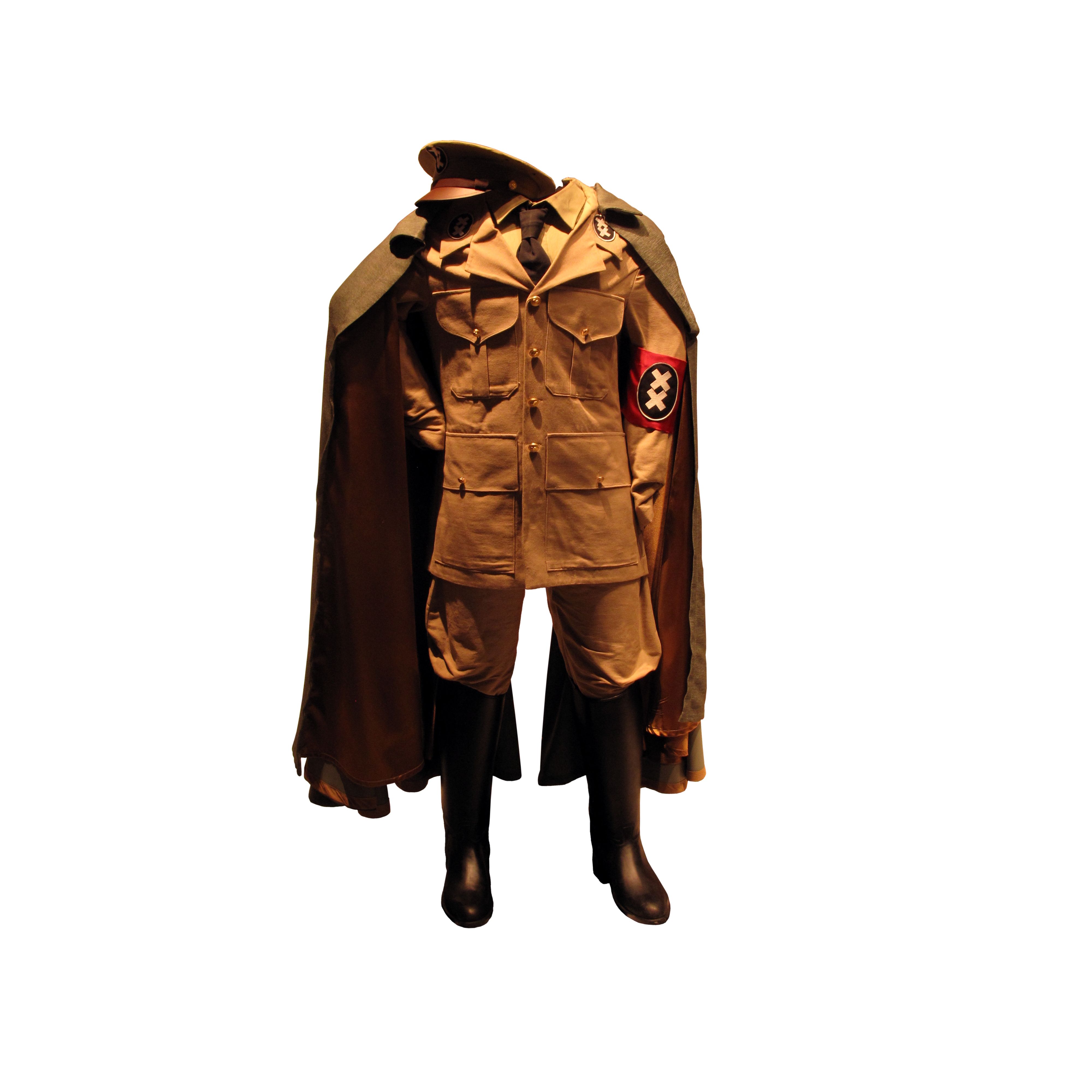 dictator uniform