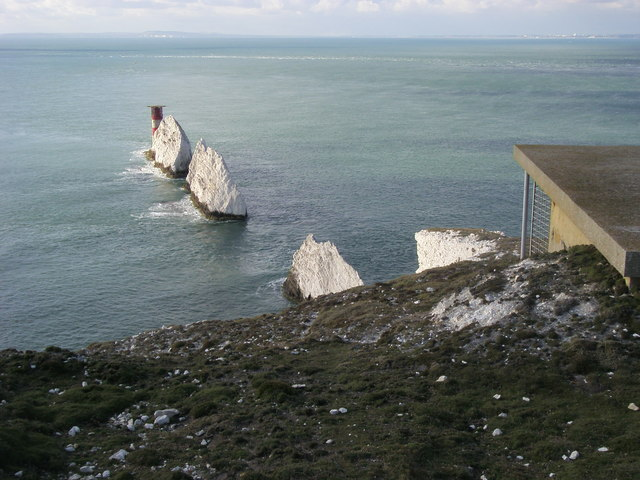 The Needles - geograph.org.uk - 1050642
