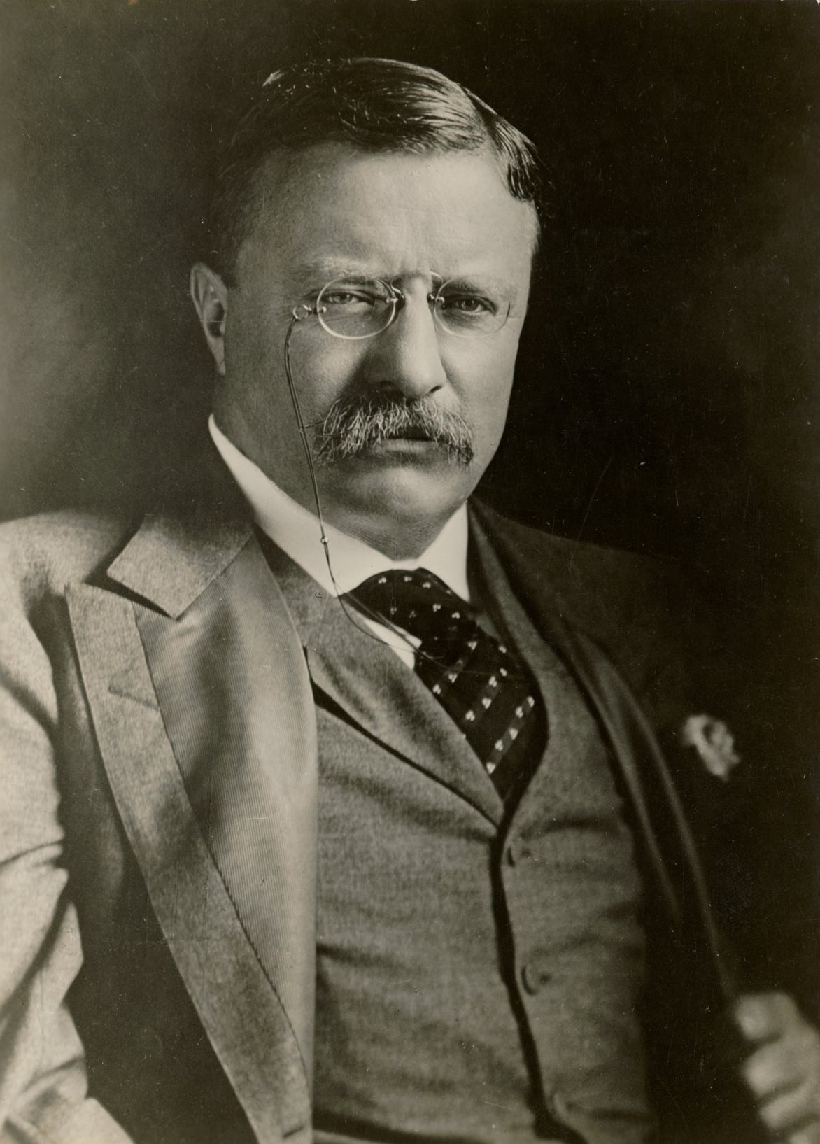 theodore roosevelt Theodore roosevelt (/ˈroʊzəvɛlt/ roh-zə-velt[a] october 27, 1858 - january 6, 1919) was an american statesman, author, explorer, soldier, naturalist, and reformer who served as the 26th president of the united states from 1901 to 1909.