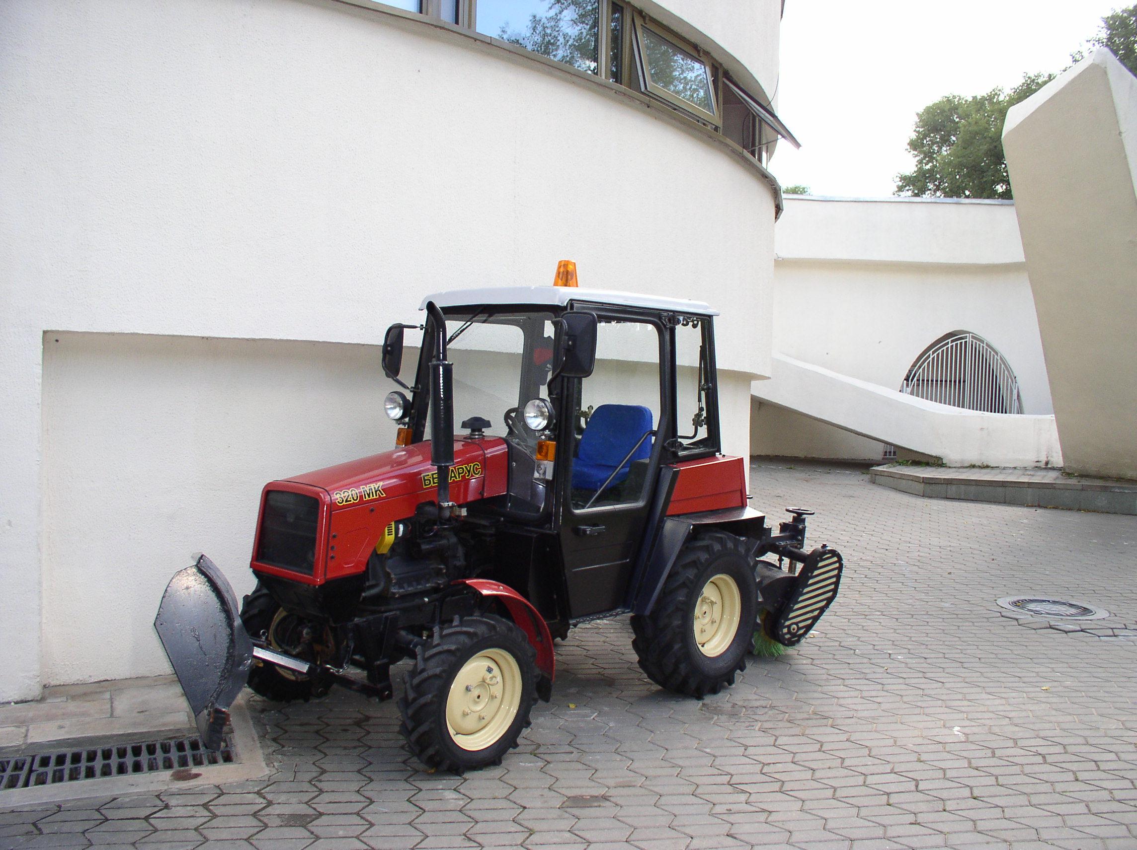 Тракторы Беларус МТЗ   Купить новый трактор, спецтехнику.
