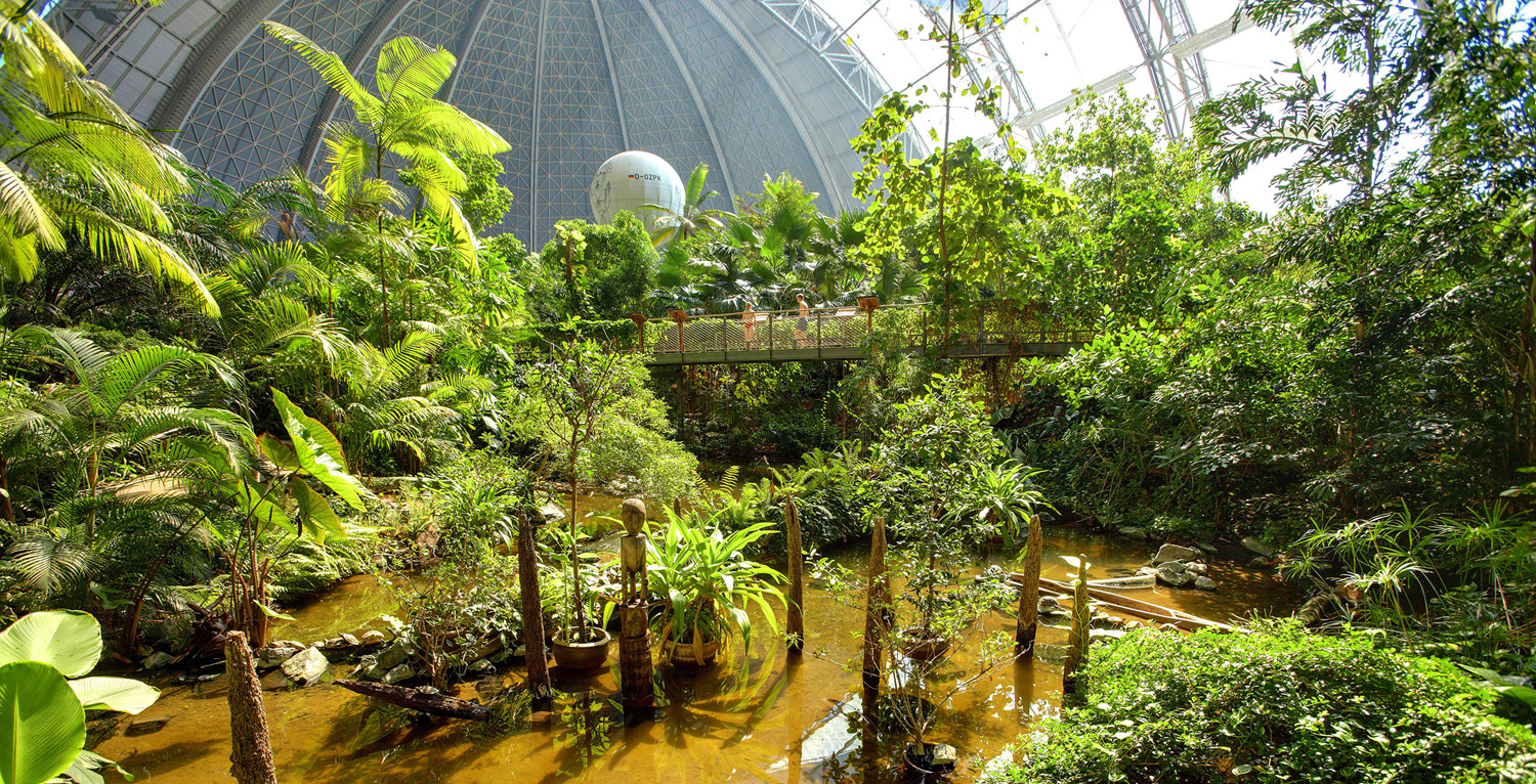 Tropical Islands Berlin Bewertung