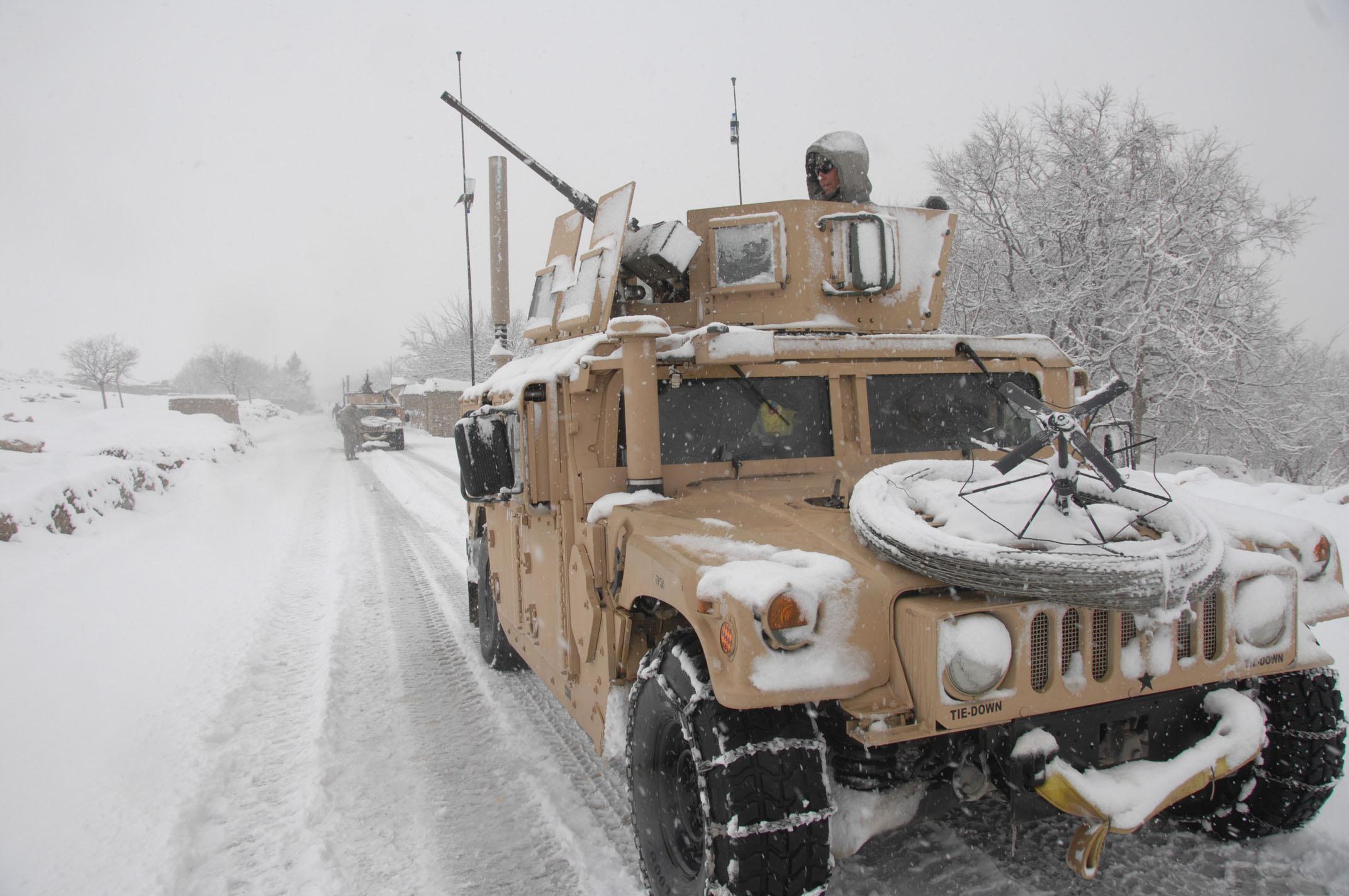 Identity Dominance: The U.S. Military's Biometric War in Afghanistan