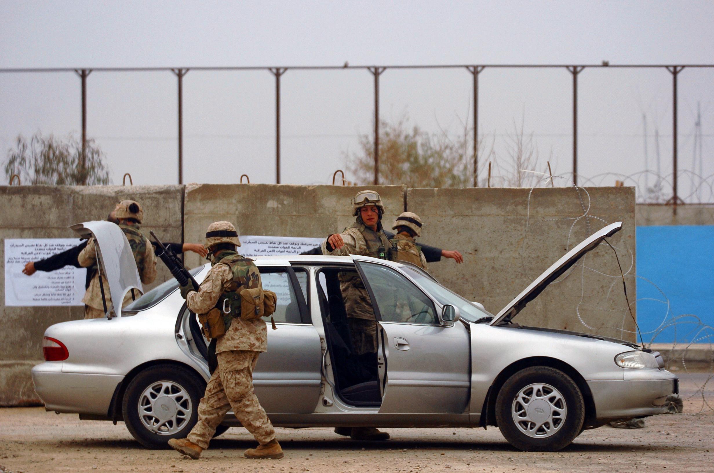Random checkpoint | Military Wiki | FANDOM powered by Wikia