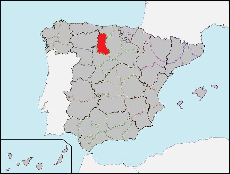 Guerra civil espa ola en la provincia de palencia for Marmol donde se encuentra