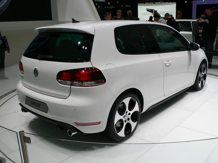 golf 6 gti 3 5 pics autos post. Black Bedroom Furniture Sets. Home Design Ideas