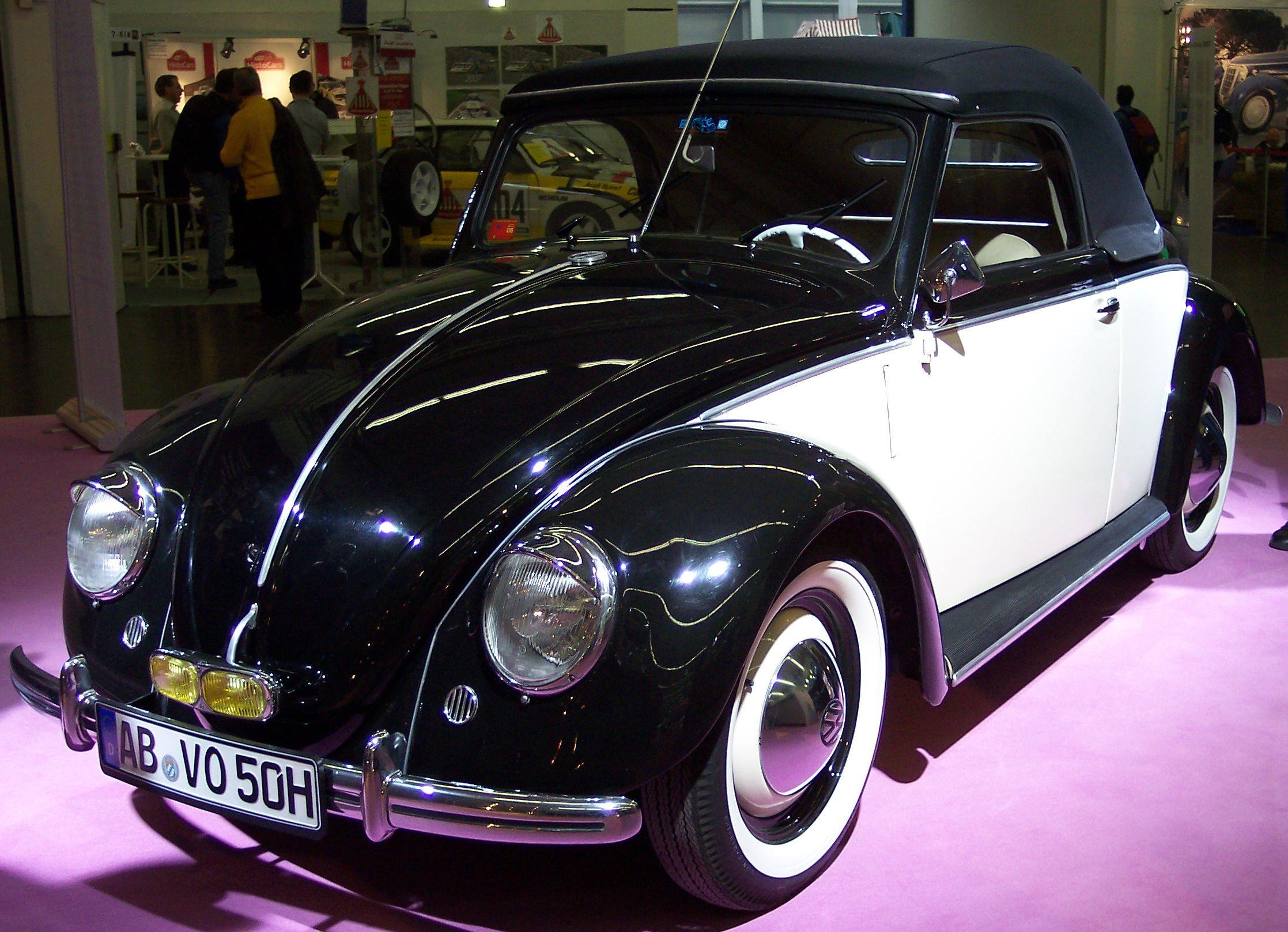 Volkswagen Tipo 14a Hebmuller Cabriolet Wikipedia La Enciclopedia Libre