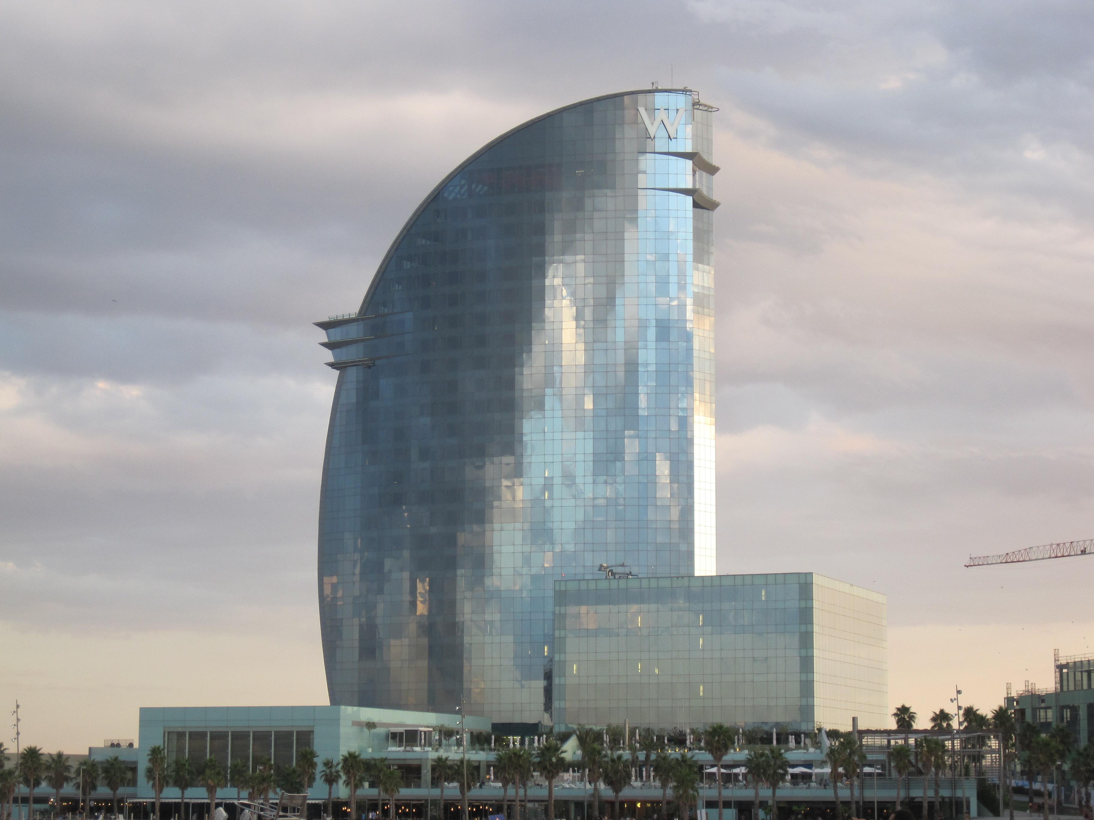 Barcelone W Hotel