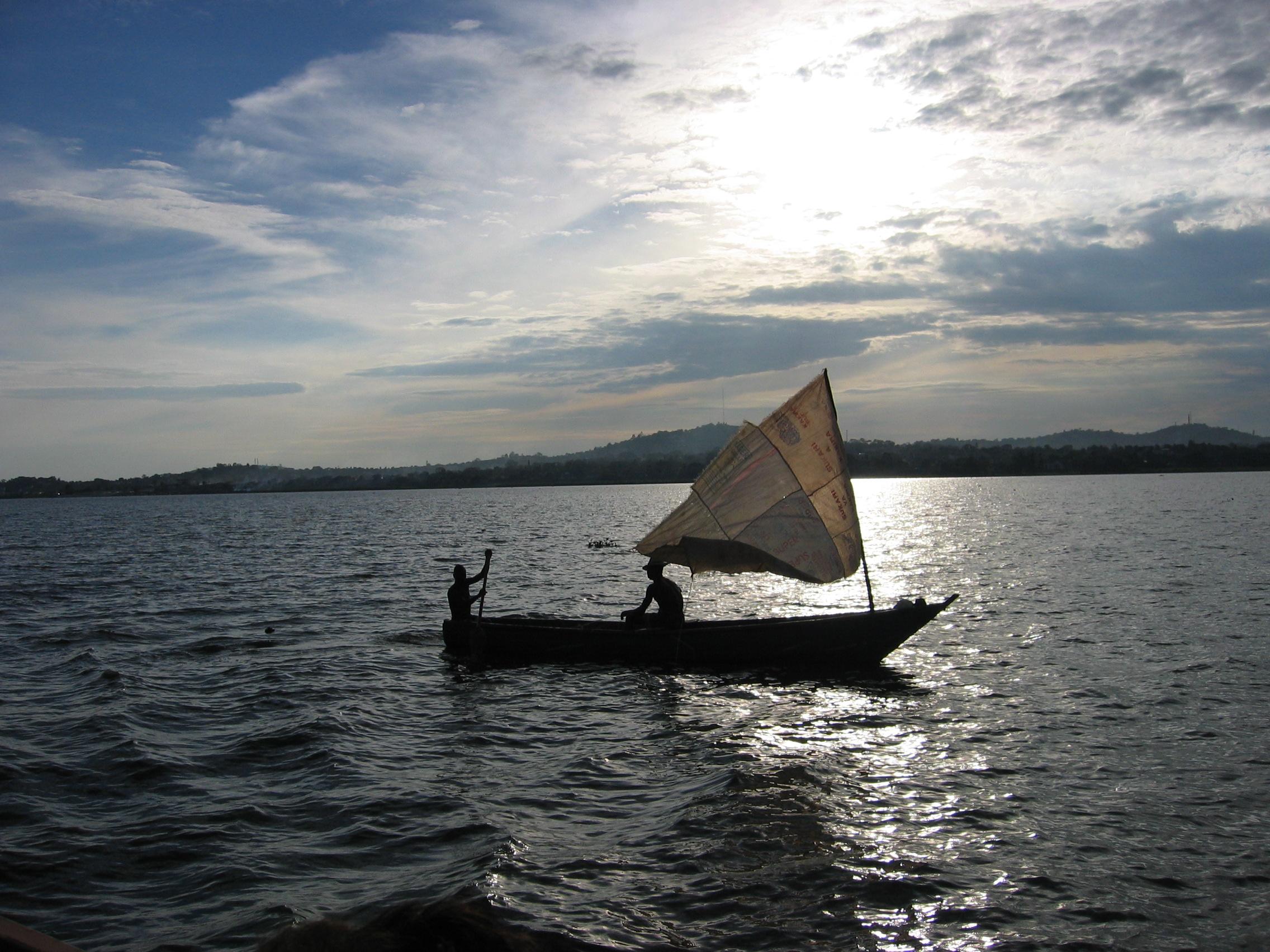 Victoriasee und das Rift