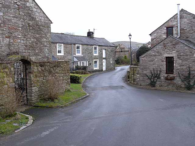 Village street, Talkin - geograph.org.uk - 1132303