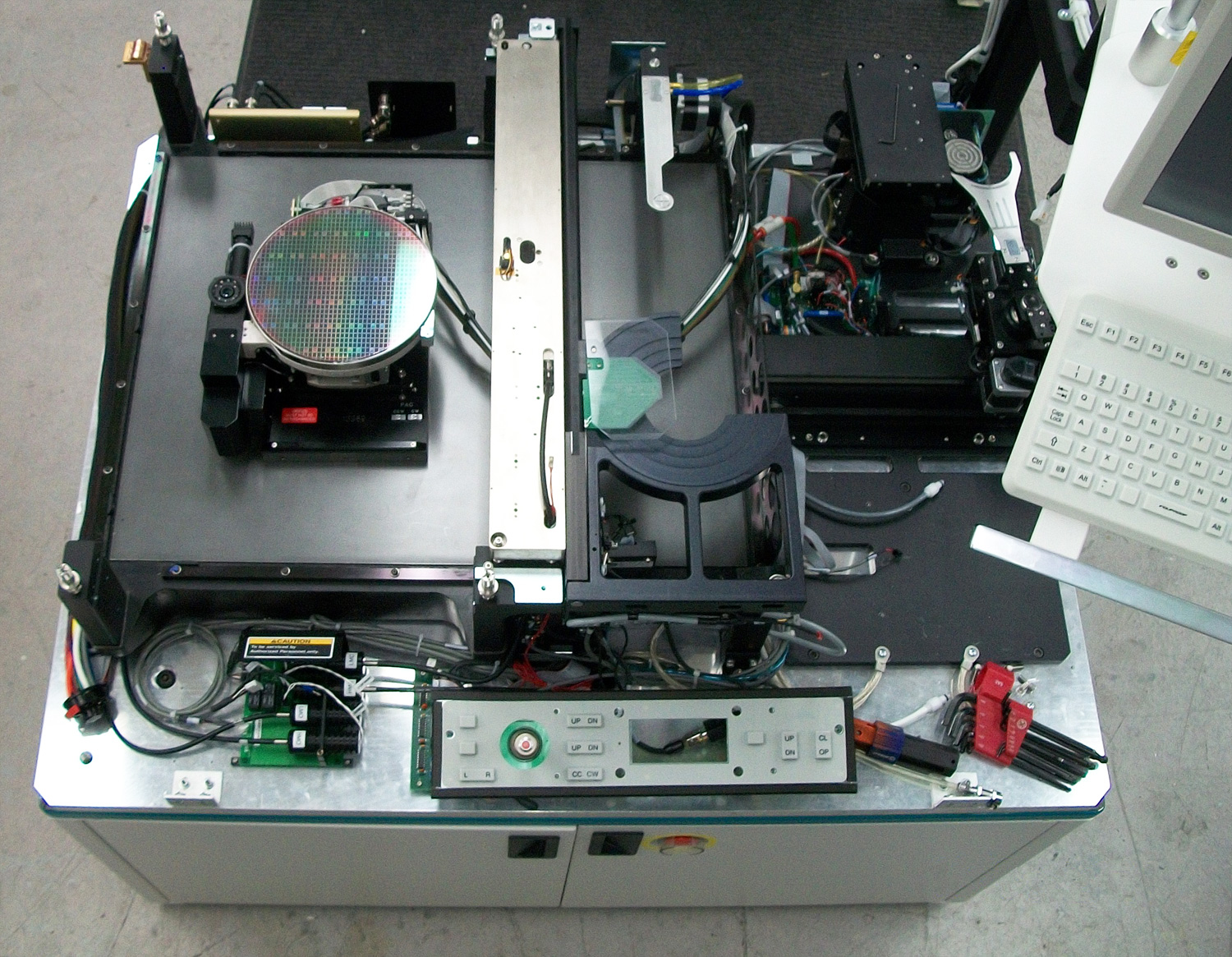 Semiconductor Test Equipment : Wafer testing wikipedia
