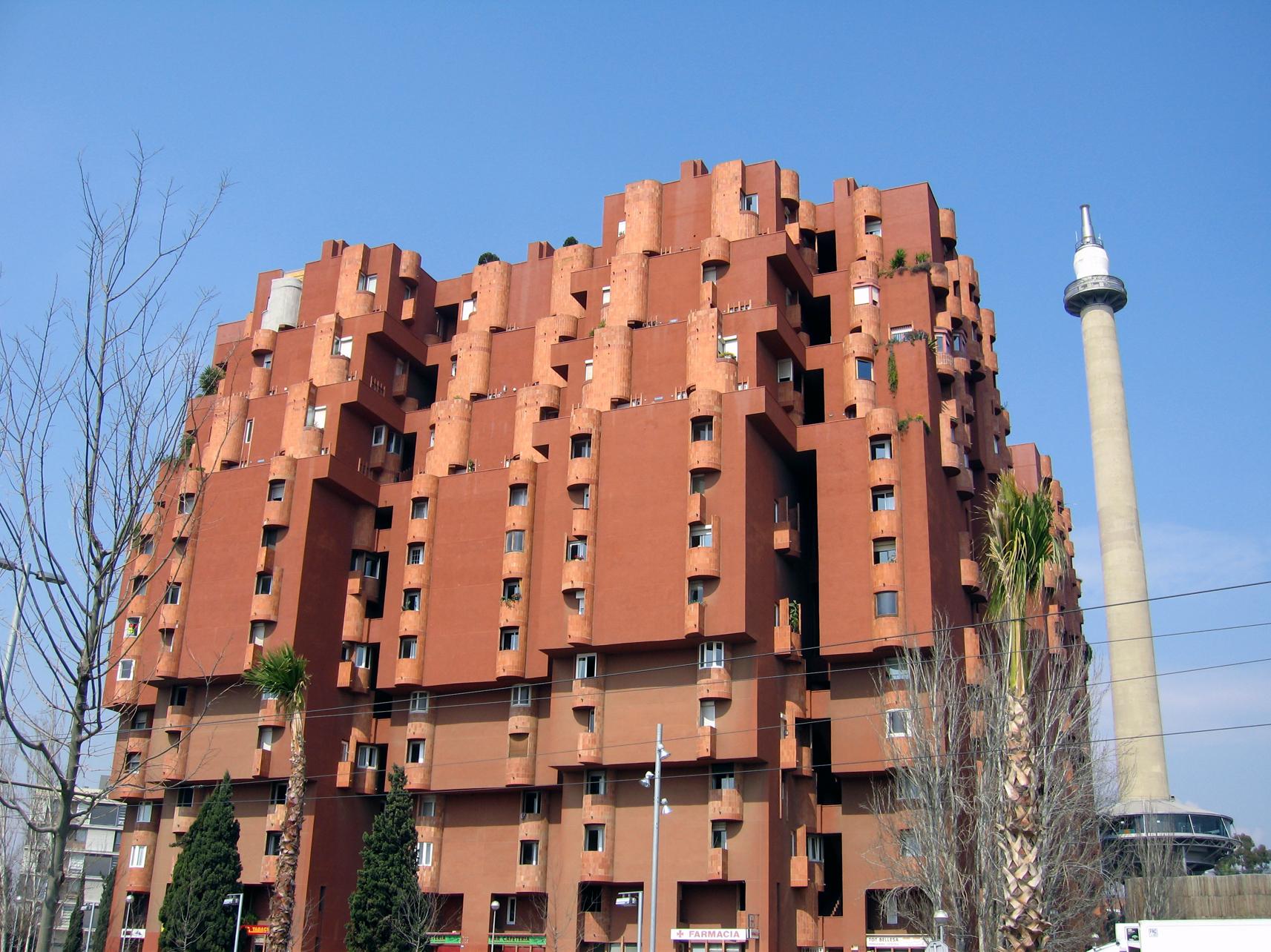 Walden 7 wikipedia la enciclopedia libre - Arquitectura barcelona ...