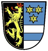 Datei:Wappen Landkreis Neustadt an der Waldnaab.png