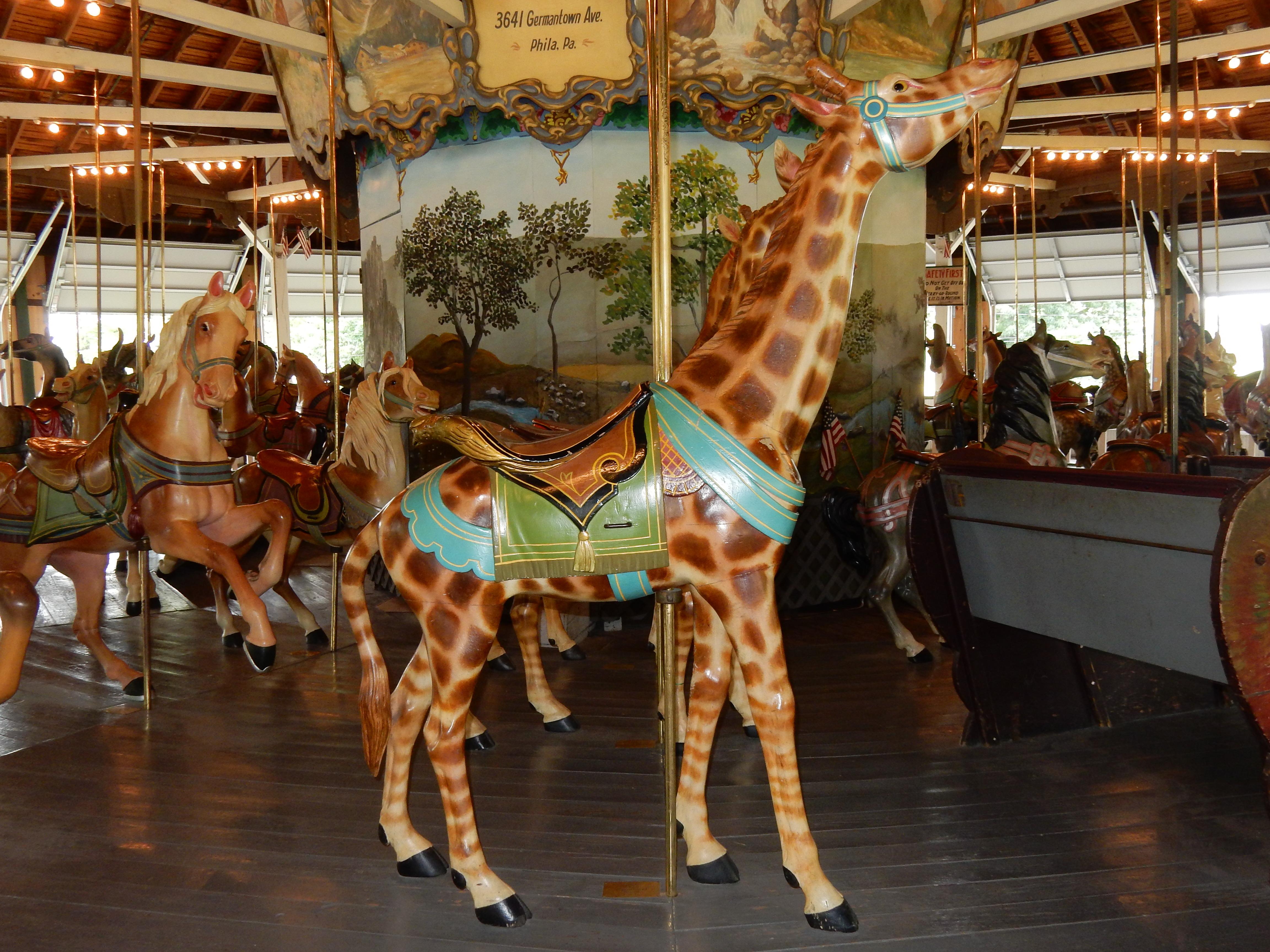 Carousel Animals Related Keywords