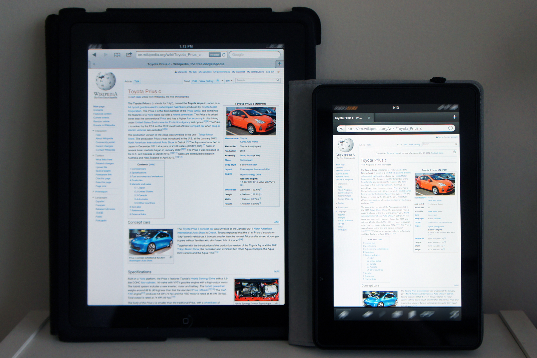 Ipad Comparison Chart: Wikipedia Kindle Fire 6 iPad 1439.JPG - Wikimedia Commons,Chart