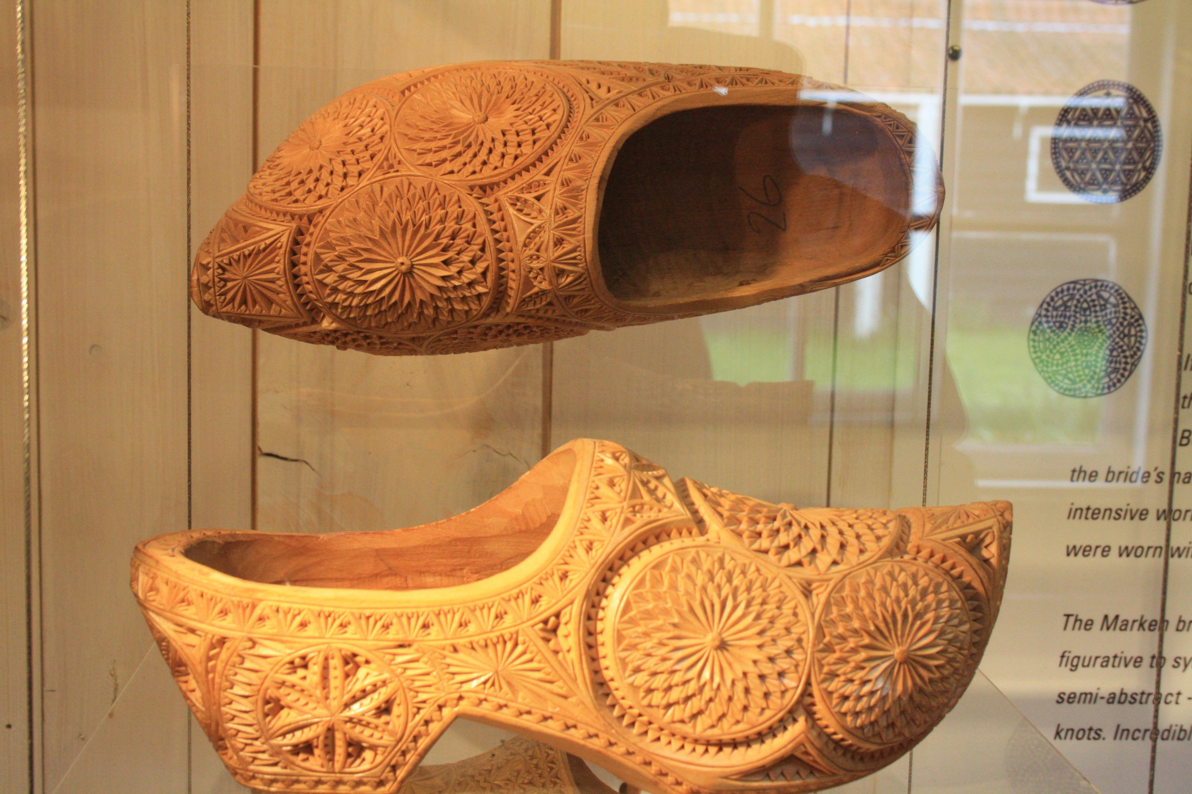 English Size Shoe