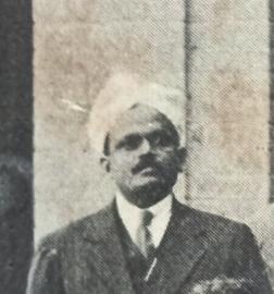 Yelseti Ramachandra Rao Indian entomologist