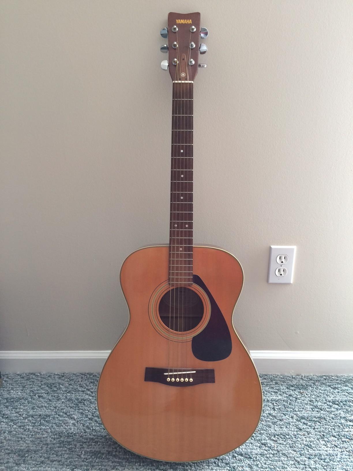 File:Yamaha Acoustic Guitar FG-331 JPG - Wikimedia Commons