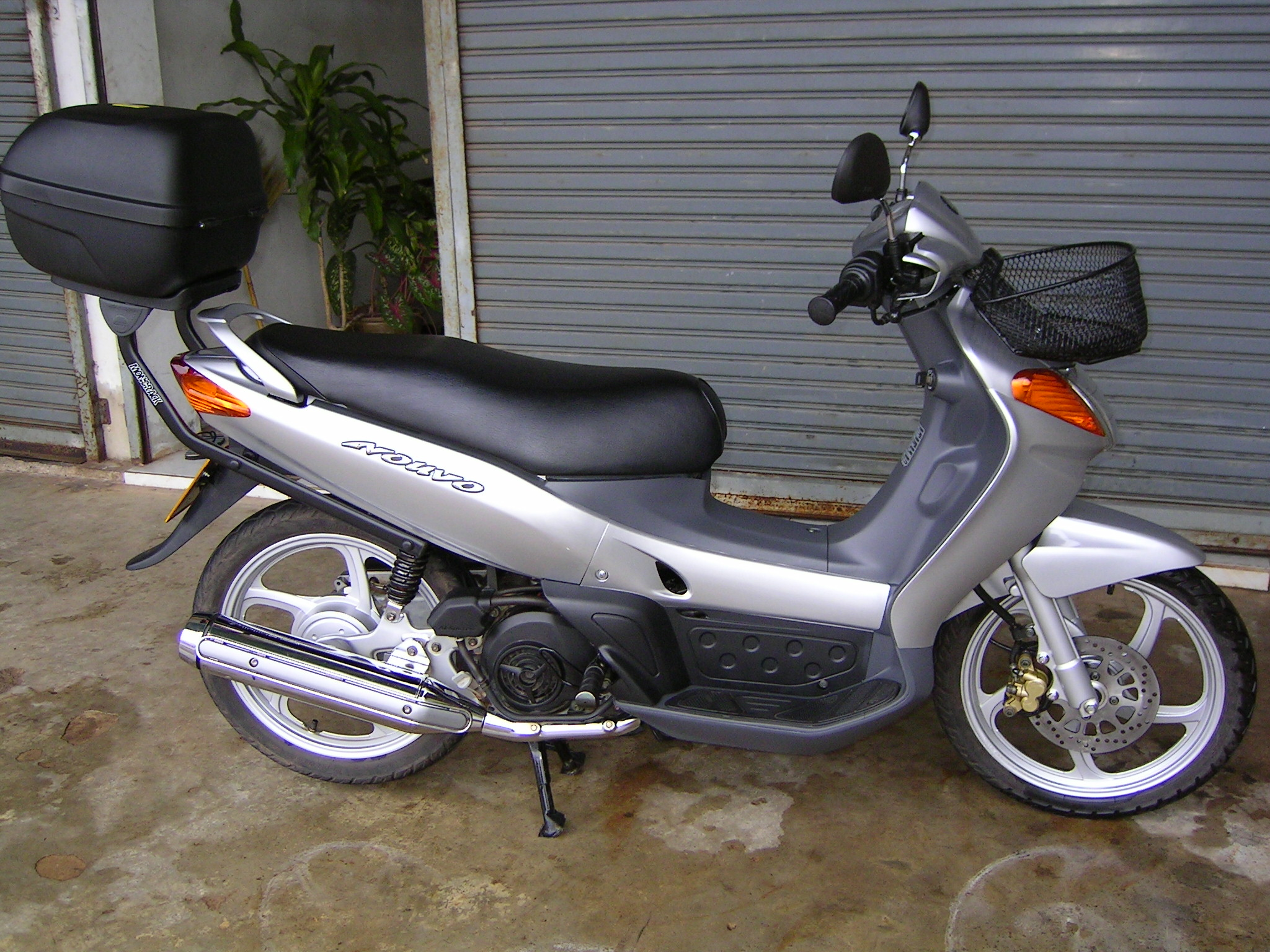 Yamaha Thailand Scooters