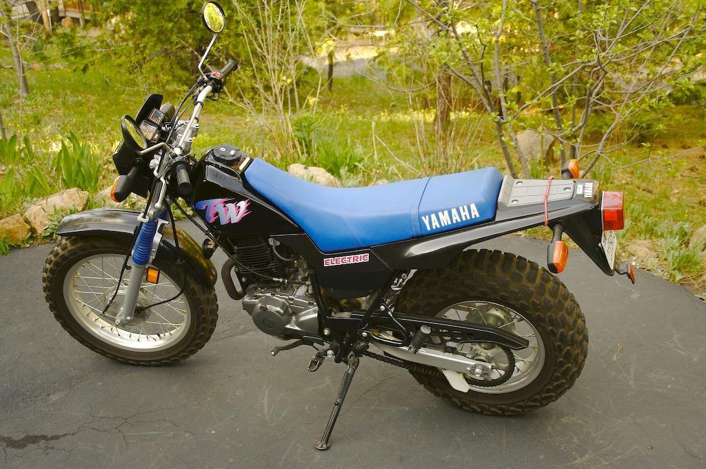 Yamaha Tw200 Wikipedia