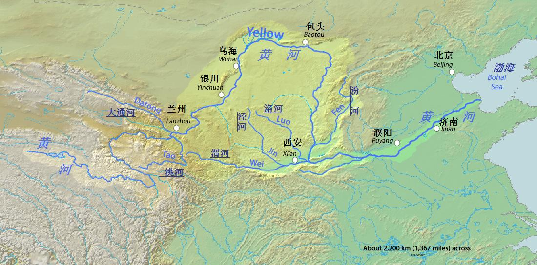 Bohai Sea  Wiki  Everipedia
