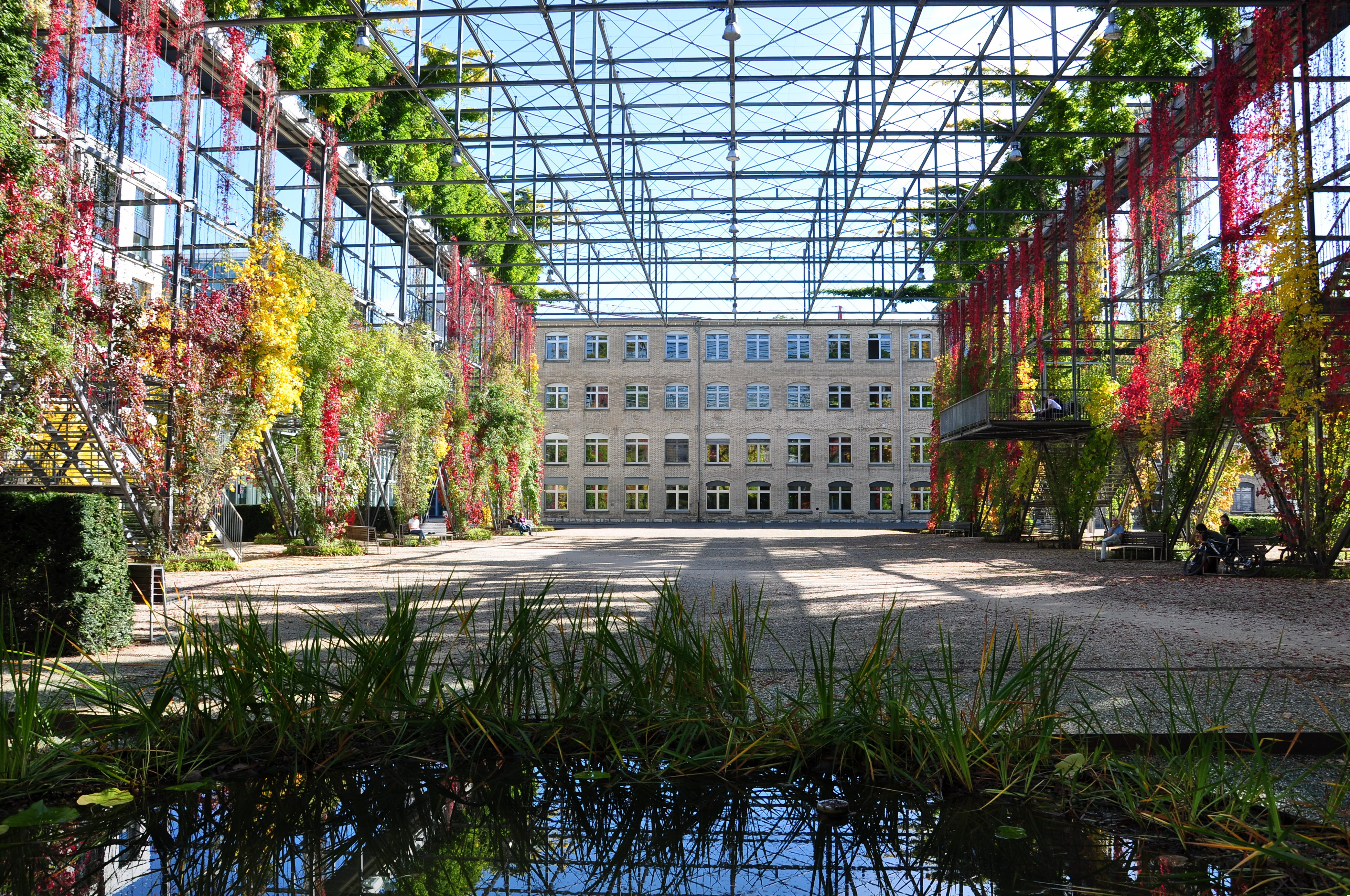 File:Zürich - Oerlikon - Maschinenfabrik Oerlikon (MFO ...