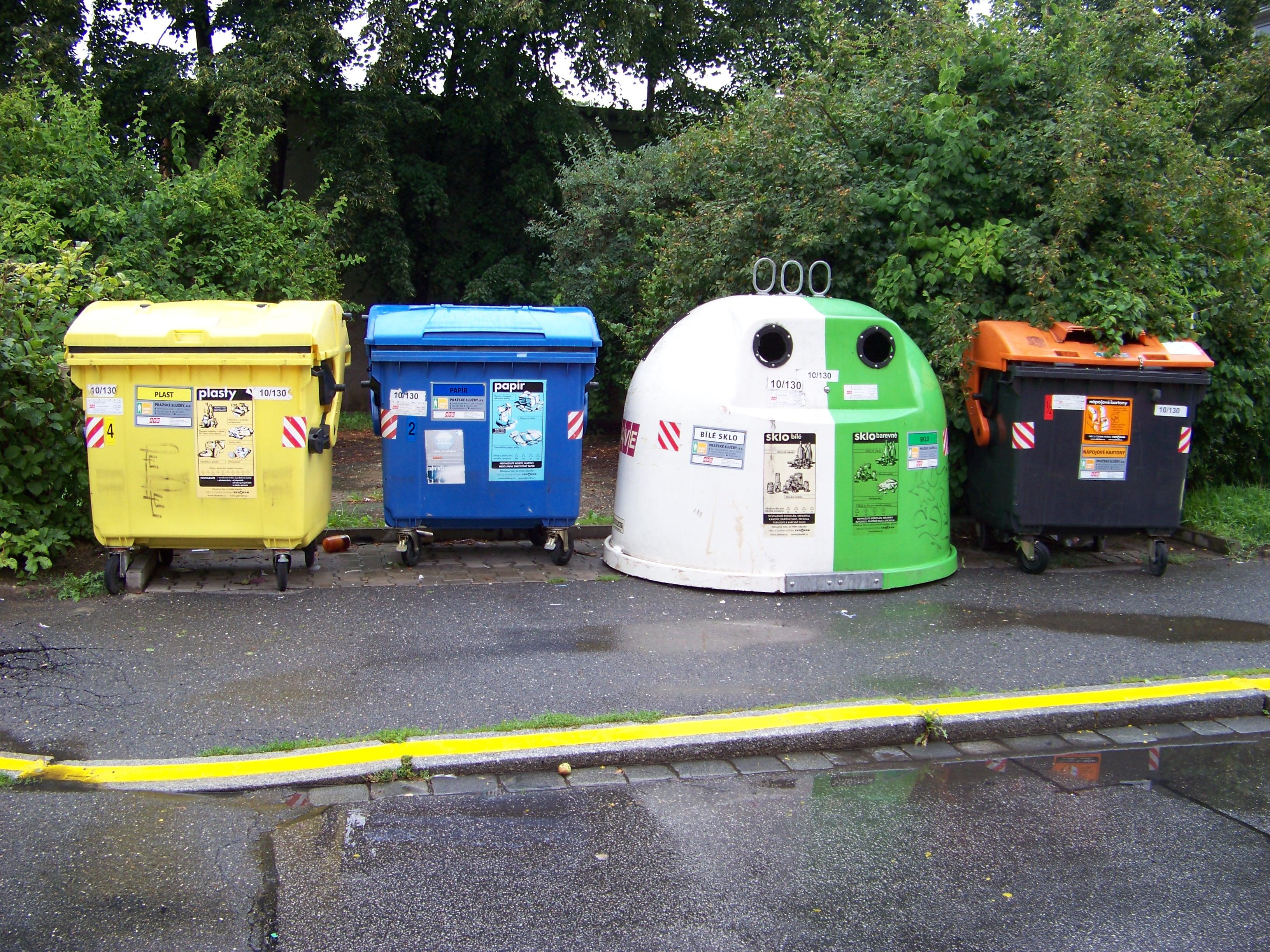 Praha má Plán odpadového hospodářství na 10 let