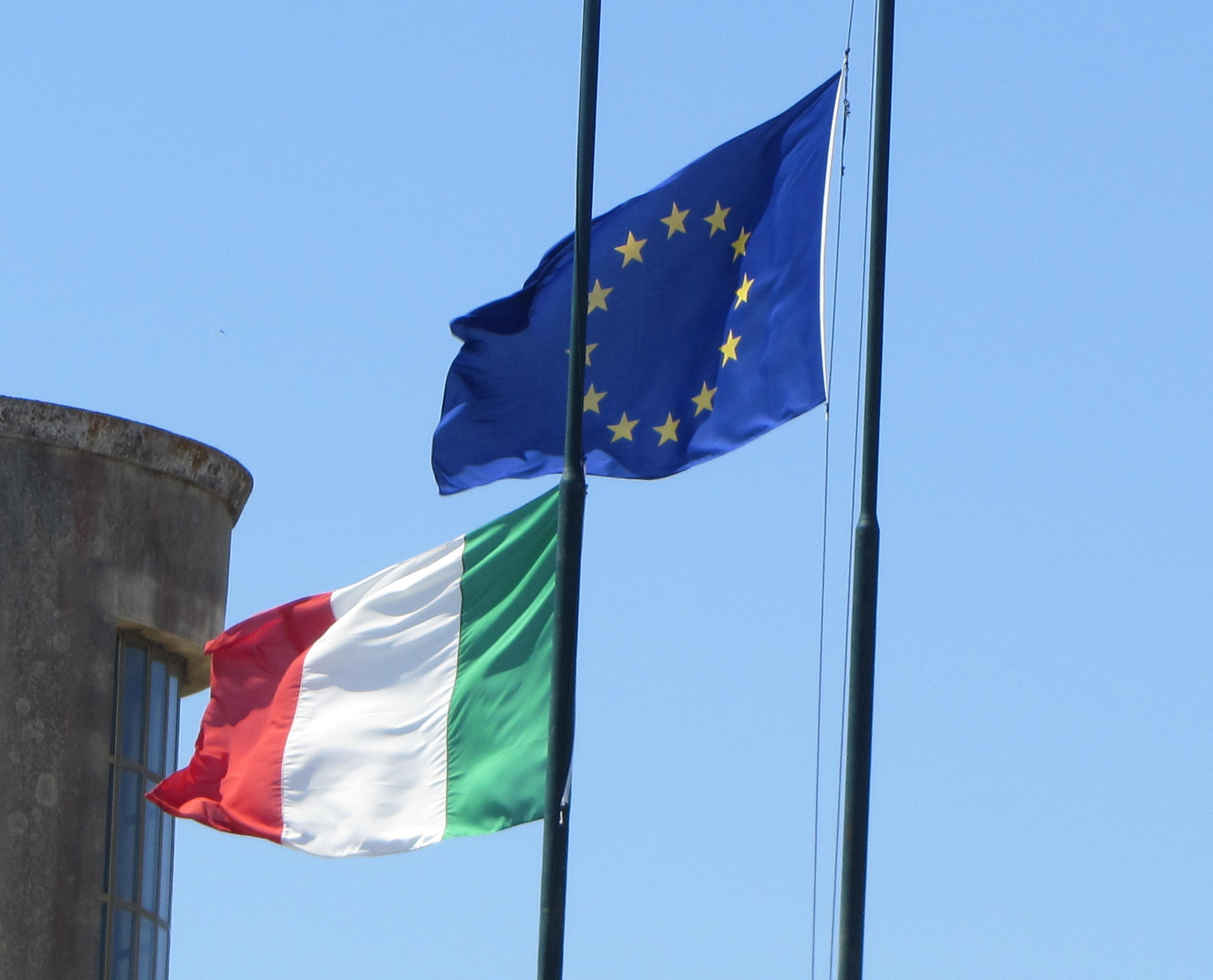A Itália é um dos membros fundadores da União Europeia a774d96645f06
