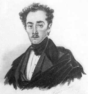 Акварель К.-Ф. П. Бодри, 1839 год