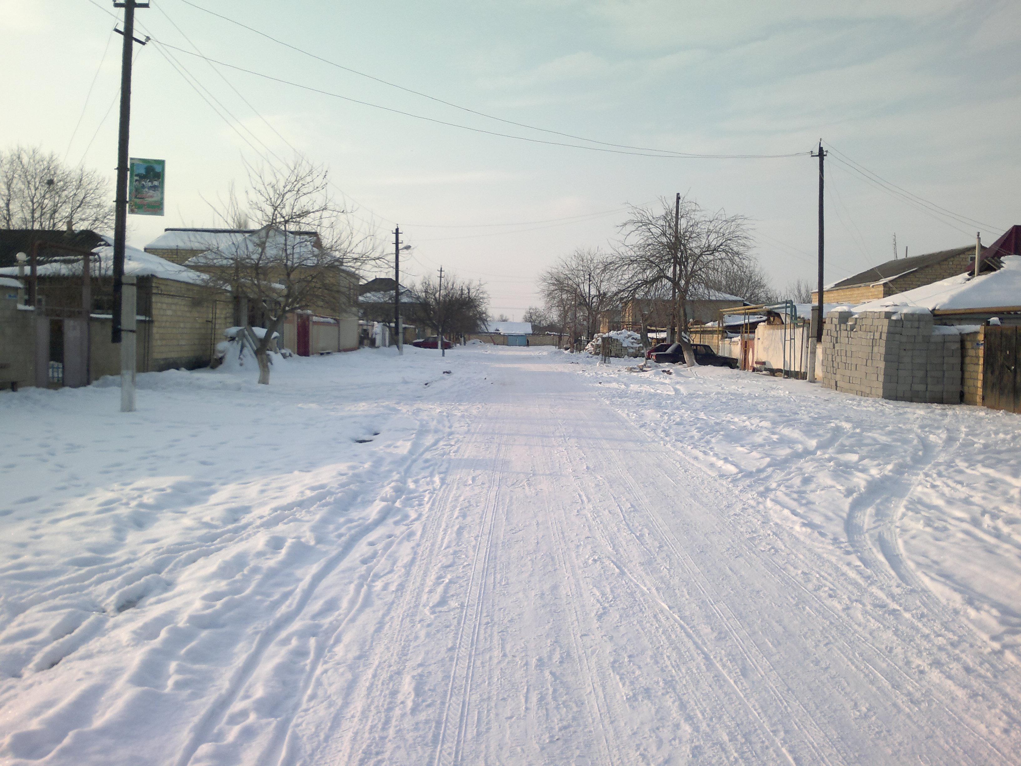 Зимой 2012
