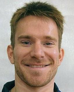 Michael Hartnett (basketball) Australian Wheelchair basketball player