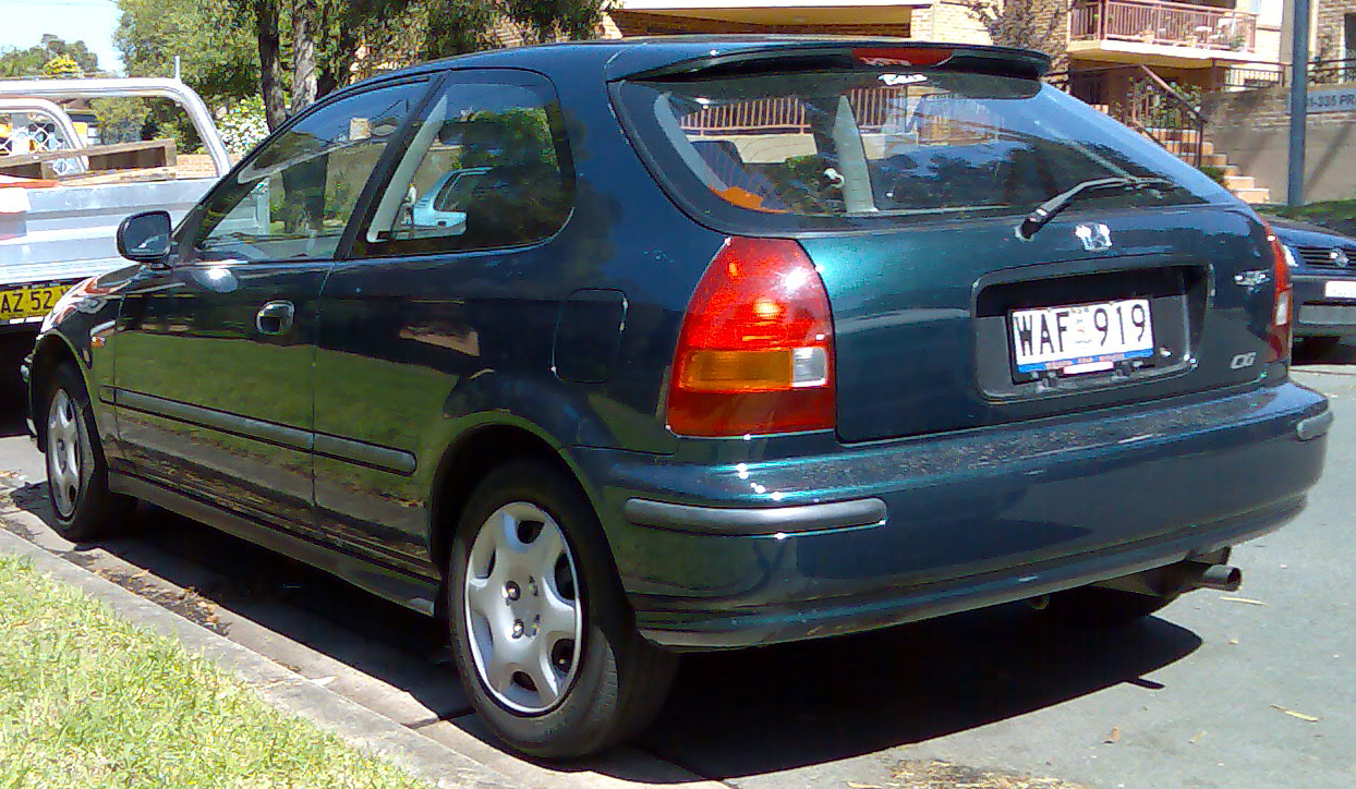 file 1995 1998 honda civic cxi 3 door hatchback 2009 03 24     wikimedia commons
