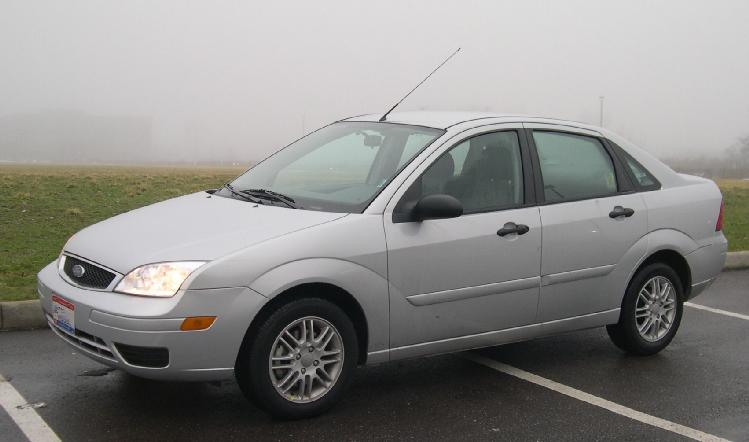 Ford Focus ZX4
