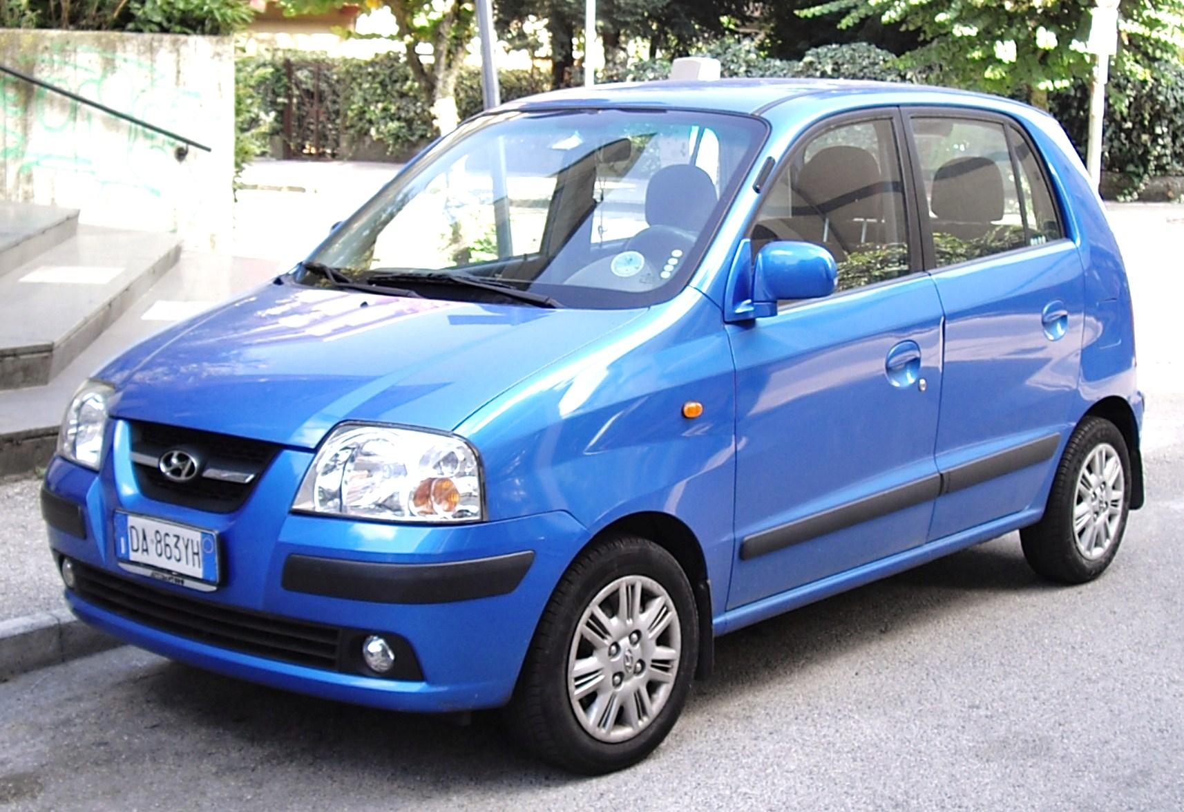 Hyundai Atos Prime 2007