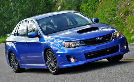 Wrx Review Car And Driver