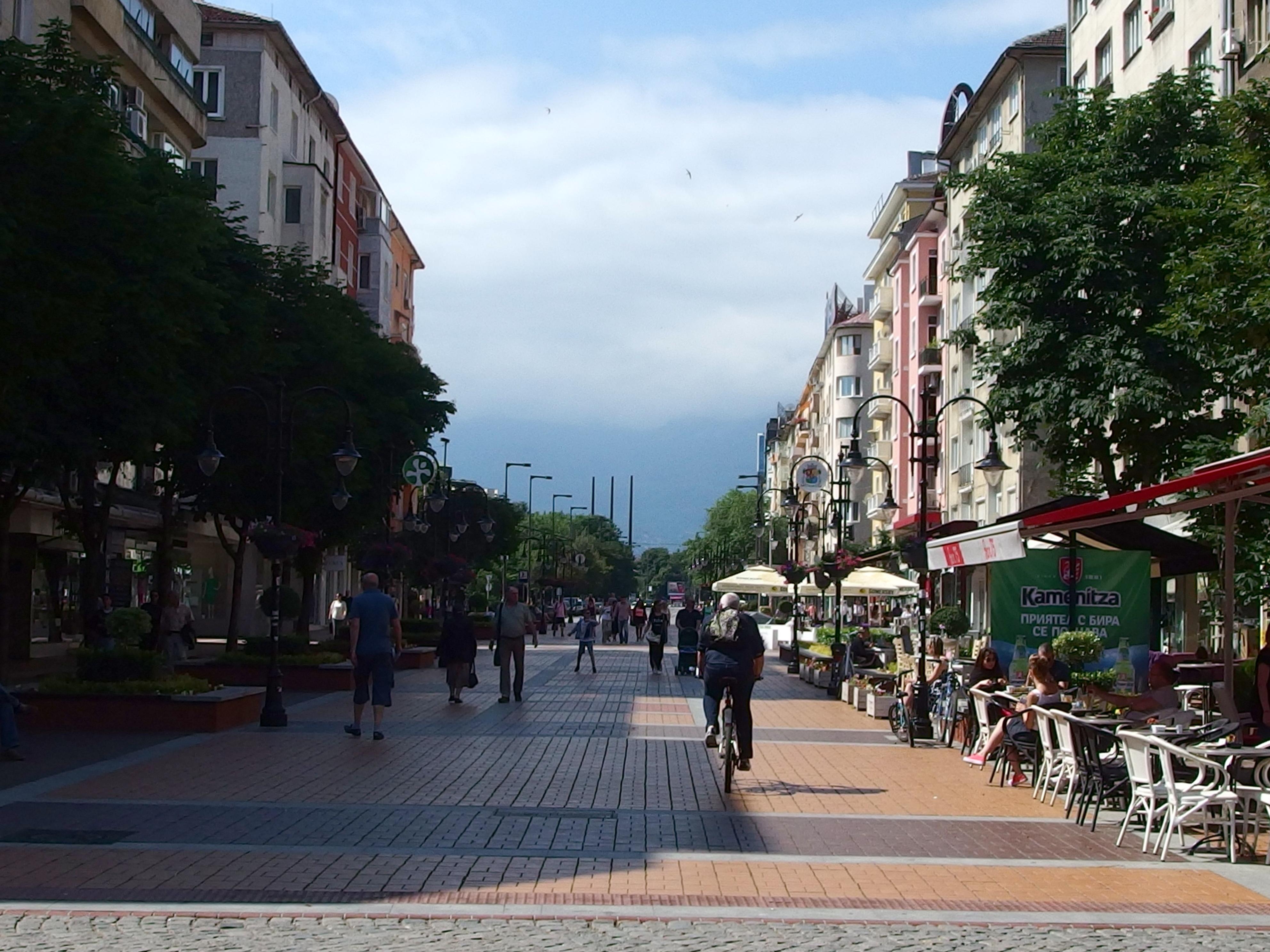 Bulevar Vitosha - Wikipedia, la enciclopedia libre