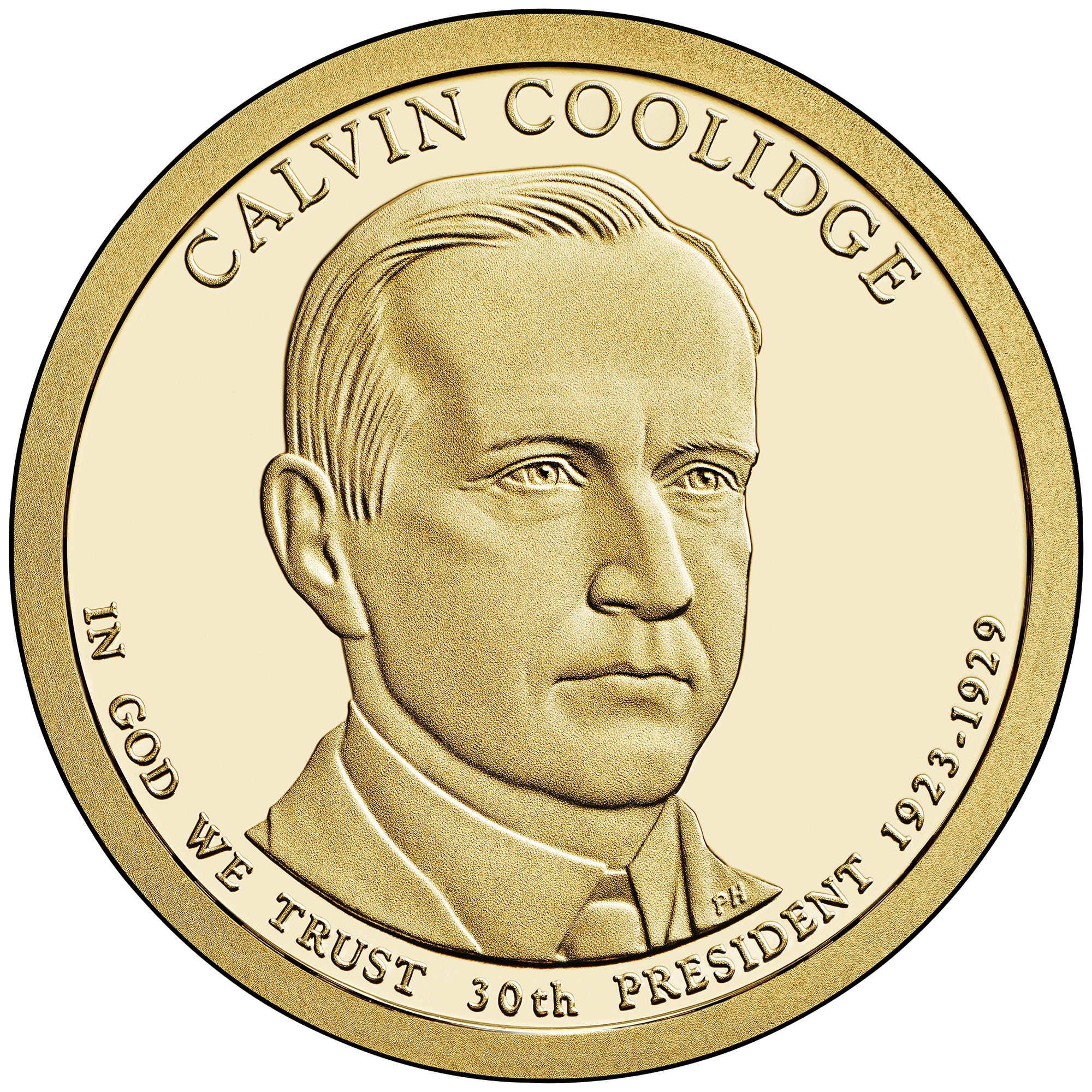File 2014 Coolidge Coin Png Wikimedia Commons
