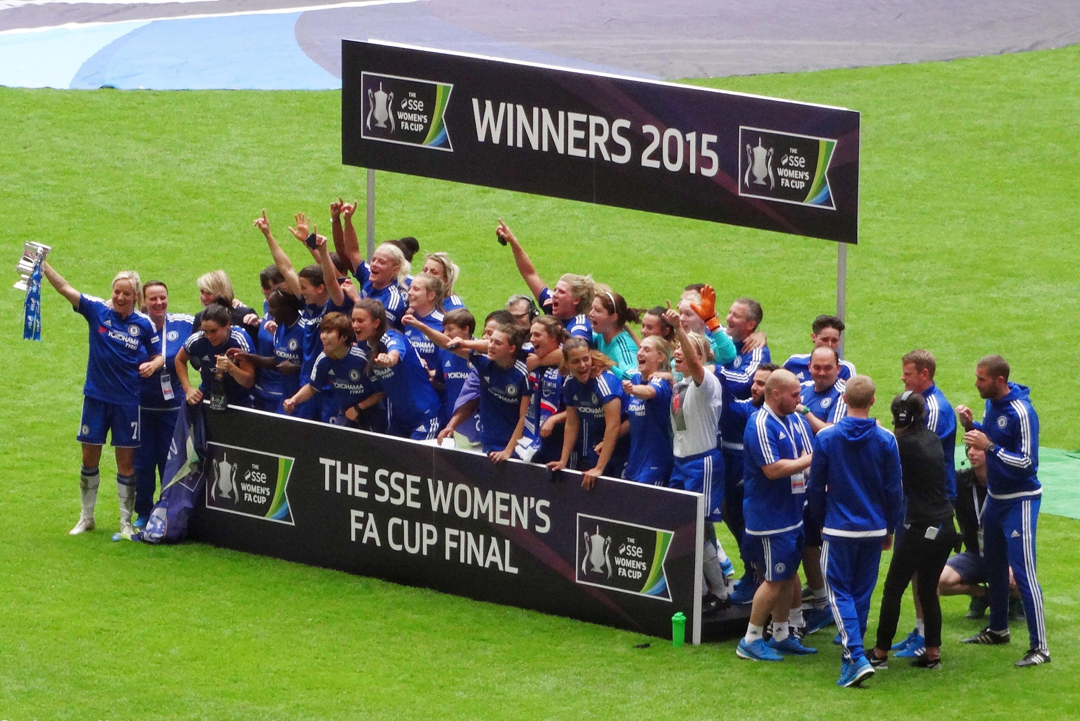 2014 15 Fa Women S Cup Wikipedia
