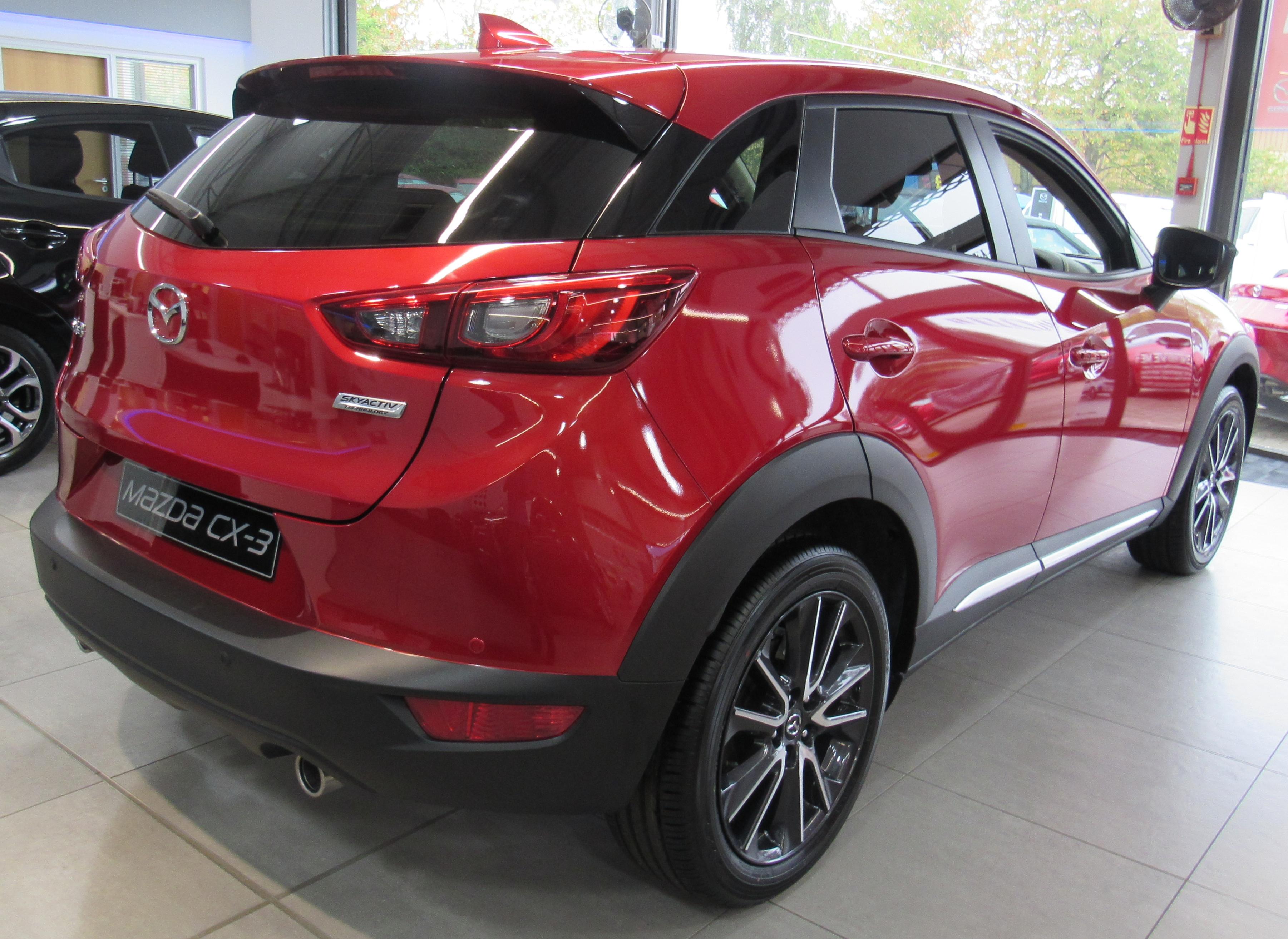 Kelebihan Kekurangan Mazda Cx 3 Skyactiv Tangguh